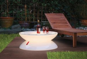 Moree - lounge outdoor - Mesa Baja De Jardín