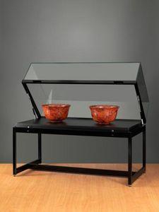 VITRINES SARAZINO - tvt 1200 250  - Vitrina Museográfica