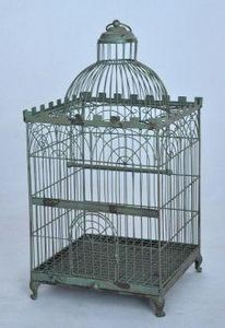 Demeure et Jardin - cage décorative - Jaula De Pájaros