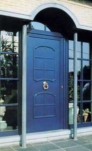 Deceuninck - 003 165 - Puerta De Entrada Maciza