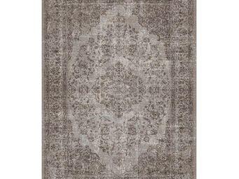 WHITE LABEL - tapis cendre 240 x 170 cm - oriental - l 240 x l 1 - Alfombra Contemporánea