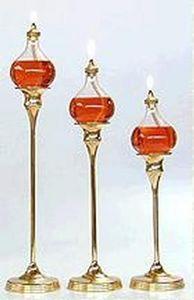 Danimpex - romantica - Lámpara De Aceite