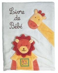 Moulin Roty - les loustics - Libro De Nacimiento Bebé