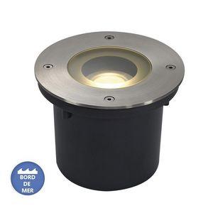 SLV - led extérieur encastrable wetsy inox 316 ip67 d13  - Luz Para Empotrar En El Suelo