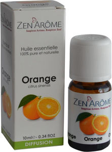 ZEN AROME - huile essentielle d'orange - Aceite Esencial