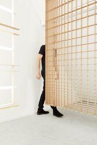 DAVID DERKSEN DESIGN -  - Panel Separador De Habitaciiones