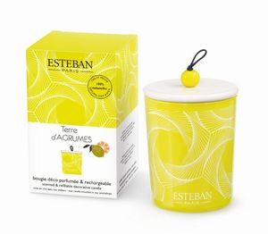 ESTEBAN -  - Vela Perfumada