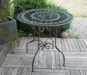 Demeure et Jardin -  - Mesa Velador De Exterior