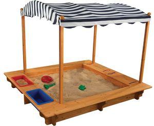 KidKraft - bac à sable avec auvent - Parque De Arena