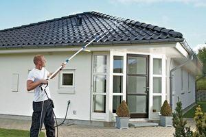Limpiador de techos