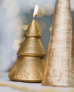 Bougies La Francaise - sapin - Velas De Navidad