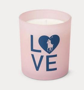 Ralph Lauren Home - pink pony - Vela Perfumada