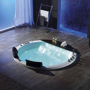 DISTRIBAIN - baignoire balnéo 1408349 - Bañera Balneo