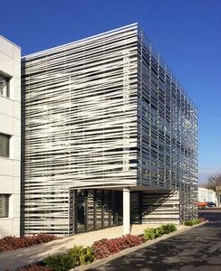 FRANCE RESILLE - façade - Paramento Pared Exterior