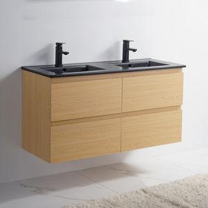 Rue du Bain - meuble double-vasque 1434919 - Mueble De Baño Dos Senos