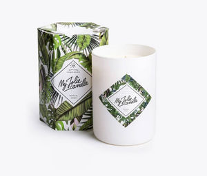 MY JOLIE CANDLE - tropical jungle - Vela Perfumada