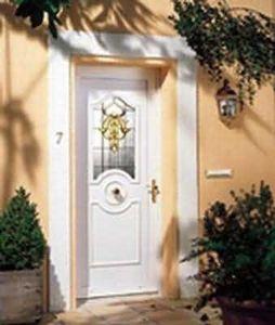 F.p.e.e. -   - Puerta Descansillo Acristalada