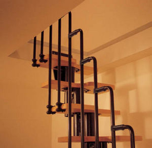 Safety Stairways -  - Escalera Helicoidal