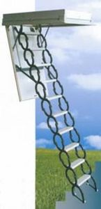 Ch Distribution -  - Escalera Replegable