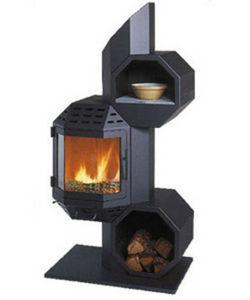 Flamewave Fires -  - Estufa De Madera