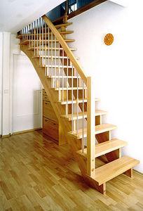 Schody Stadler -  - Escalera Con Tramo Curvo