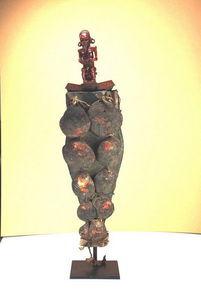 AfricAsia Primitive and Antiques - dague de cérémonie - Daga