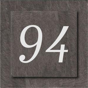 ATELIER NUMBER STUDIO -  - Número De Puerta