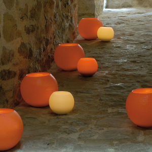 Ceras Roura - esfera vacia de cera - Vela Redonda