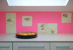 Walldesign - patch'n box #el1 - coffret de 12 pièces - Adhesivo