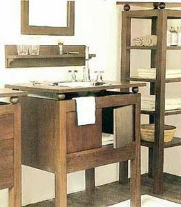 Maywood - Bruine D Asie - siam - Mueble De Cuarto De Baño