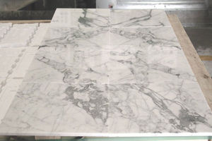 Nature-marbre - carrare venato commercial - Baldosa De Piedra Natural