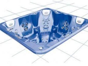 AQUA  BLUE EUROPA - aqua 8 - Spa