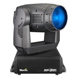 Martin Professional - mac 2000 wash - Videoproyector