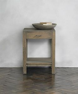 R M Furniture - kamala bedside table - Mesa De Noche