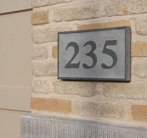 Signum Concept - board 9 - Número De Puerta