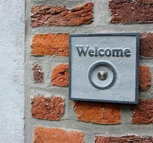Signum Concept - welcome 1 - Botón De Timbre
