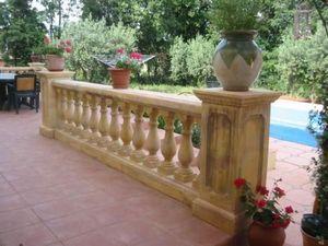 SUD DECOR SDP - prestige vieilli marbre - Balaustre