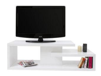 Miliboo - halton meuble tv - Mueble Tv Hi Fi