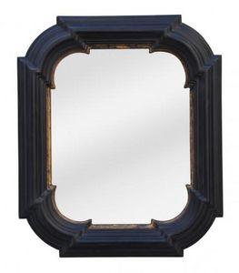 Demeure et Jardin - miroir polylobé rectangulaire - Espejo