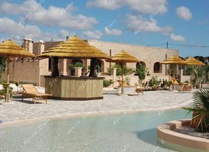Africa Style -  - Barra De Bar Para Jardín