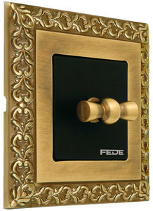 FEDE - classic collections san sebastian collection - Interruptor Rotativo