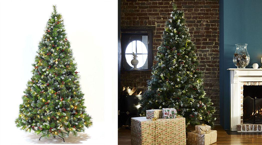 ALICE'S GARDEN Albero di Natale artificiale Addobbi natalizi Natale Cerimonie e Feste  |
