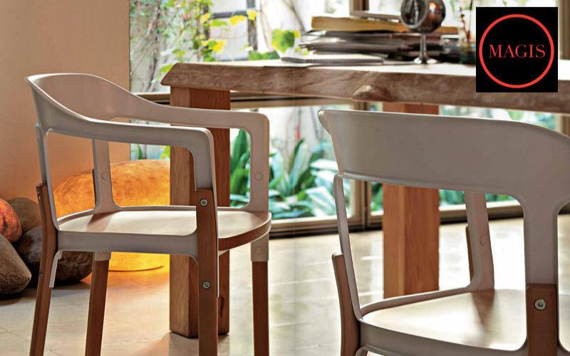 Magis Poltrona bridge Poltrone Sedute & Divani Sala da pranzo | Design Contemporaneo