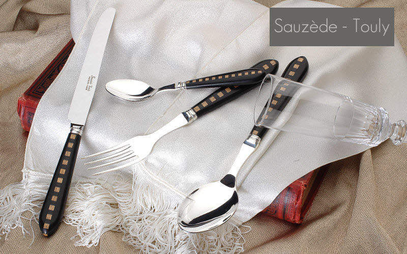 Sauzede- Touly Posate da tavola Posate Coltelleria  |