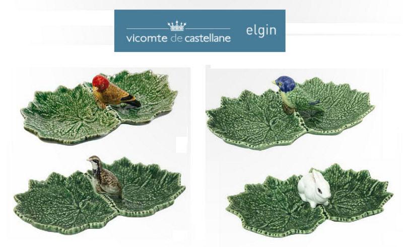 Elgin Piattino per antipasti Coppe e coppette Stoviglie  |