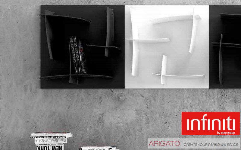 INFINITI Scaffale ufficio Armadi e scaffali ufficio Ufficio Studio | Eclettico