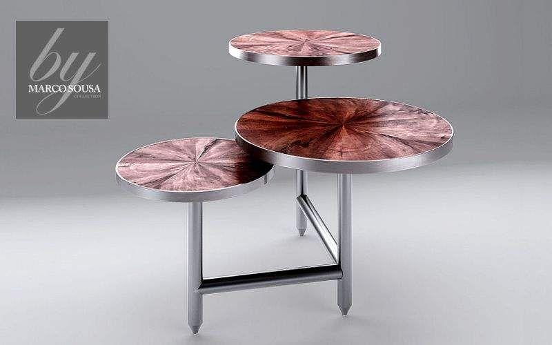 BY MARCO SOUSA Tavolini sovrapponibili Tavolo d'appoggio Tavoli e Mobili Vari   