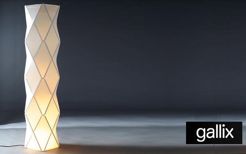 Gallix Colonna luminosa Lampade da terra Illuminazione Interno  |