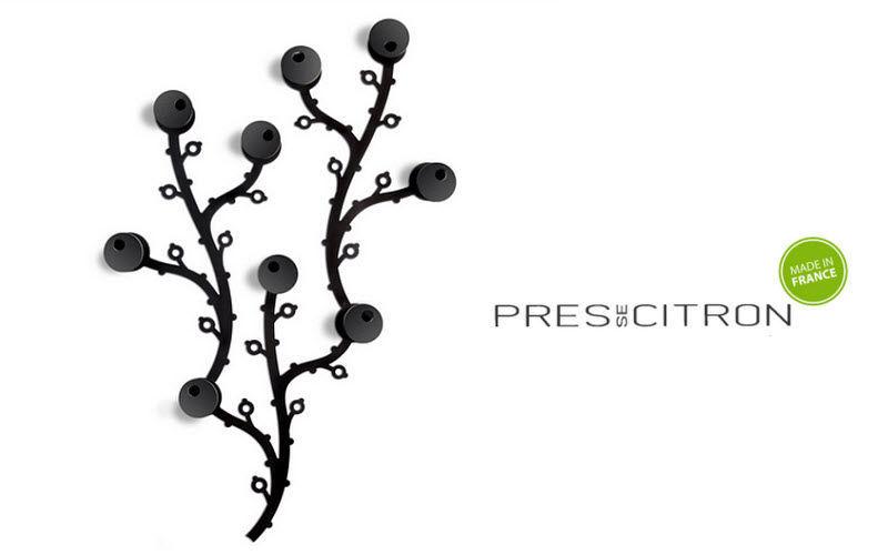 Presse Citron Appendiabiti da parete Mobili e Accessori Ingresso Armadi, Cassettoni e Librerie  |