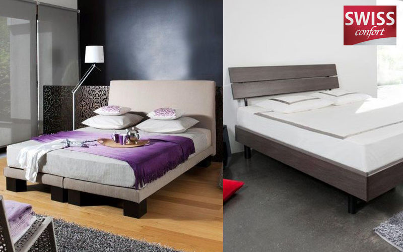 Swiss Confort Materasso + sommier Reti e sommier Letti   